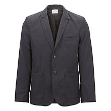 Buy Selected Homme Marco Blazer, Dark Grey Online at johnlewis.com