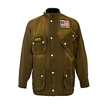 Buy Barbour Steve McQueen™ Collection Rexton Jacket Online at johnlewis.com