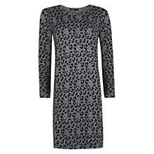 Buy Mango Animal Print Dress Online at johnlewis.com