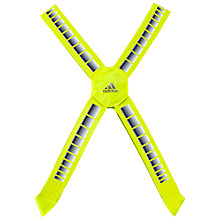 Buy Adidas Reflective Vest Online at johnlewis.com