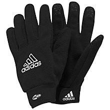 Buy Adidas CLIMAWARM Field Player Gloves Online at johnlewis.com