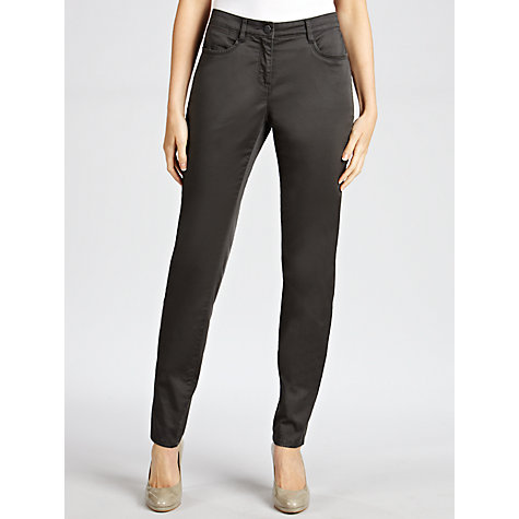 Buy Sandwich 5 Pocket Stretch Jeans, Slate Grey Online at johnlewis.com
