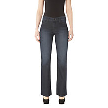 Buy Not Your Daughter's Embellished Bootcut Jeans, Dark Denim Online at johnlewis.com