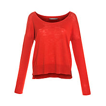 Buy Sandwich Boxy Jumper, Tobasco Online at johnlewis.com