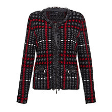 Buy Gerry Weber Boucle Jacket, Multi Online at johnlewis.com