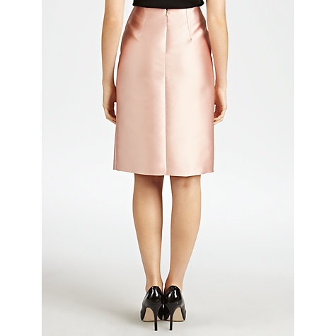 Buy Tara Jarmon Pencil Skirt, Pink Online at johnlewis.com