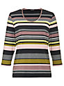 Gerry Weber Striped Jersey T-Shirt, Multi