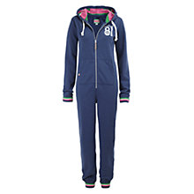 Buy Rampant Sporting Onesie, Navy Online at johnlewis.com