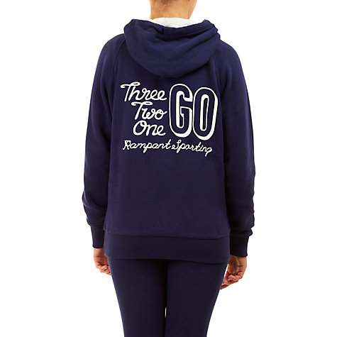Buy Rampant Sporting Pop Over Hoody Online at johnlewis.com