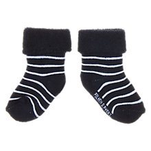 Buy Polarn O. Pyret Striped Socks Online at johnlewis.com
