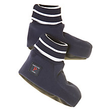 Buy Polarn O. Pyret Fleece Booties Online at johnlewis.com