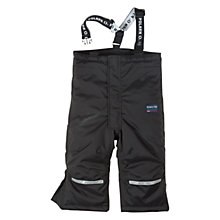 Buy Polarn O. Pyret Waterproof Trousers, Black Online at johnlewis.com