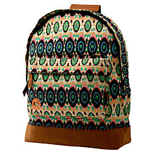 Buy Mi-Pac Tie-Eye Rucksack, Multi Online at johnlewis.com