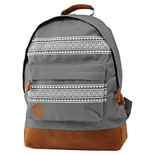 Buy Mi-Pac Nordic Rucksack Online at johnlewis.com