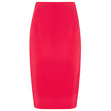 Buy Kaliko Pencil Skirt, Pink Online at johnlewis.com