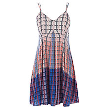 Buy Warehouse Ombre Tile Sundress, Multi Online at johnlewis.com