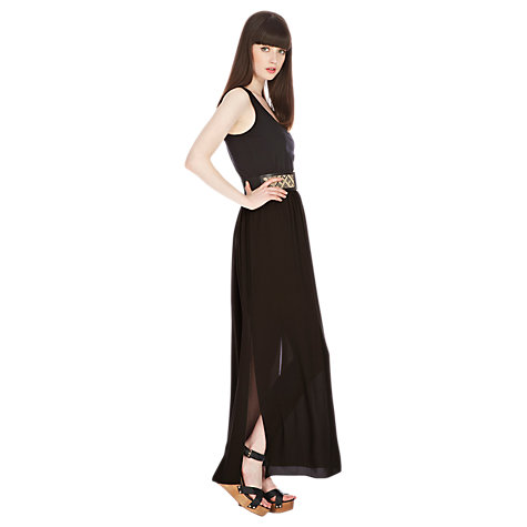 Buy Oasis Side Split Maxi Skirt Online at johnlewis.com