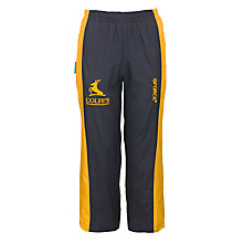 Buy Colfe's School Unisex Tracksuit Bottoms, Navy Blue/Gold Online at johnlewis.com