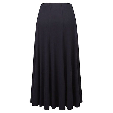 Buy Viyella Jersey Skirt, Navy Online at johnlewis.com