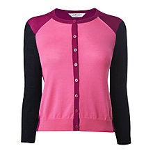 Buy L.K. Bennett Crew Neck Cardigan Online at johnlewis.com