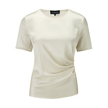 Buy Viyella Suckseer Shell Top, Ivory Online at johnlewis.com