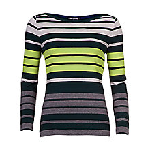 Buy Betty Barclay Multi Stripe T-Shirt Online at johnlewis.com