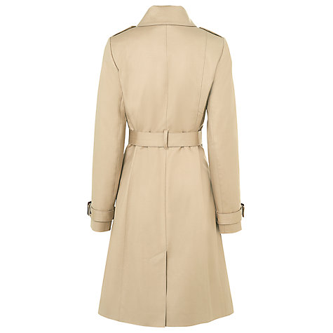 Buy L.K. Bennett Janisbei Trench Coat Online at johnlewis.com