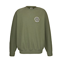 Buy Colfe's School Unisex CCF Sweatshirt, Olive Green Online at johnlewis.com