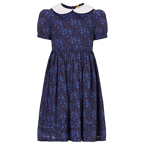 Buy John Lewis Heirloom Collection Liberty Poplin Dress Online at johnlewis.com