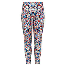 Buy John Lewis Girl Floral Ditsy Print Leggings, Multi Online at johnlewis.com