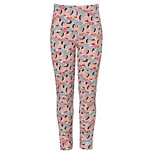 Buy Kin by John Lewis Girls' Wave Print Leggings, Multi Online at johnlewis.com