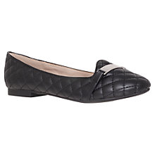 Buy Carvela Lavina Pumps, Black Online at johnlewis.com