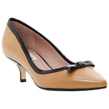 Buy Dune Aggie Pointed Court Shoes Online at johnlewis.com