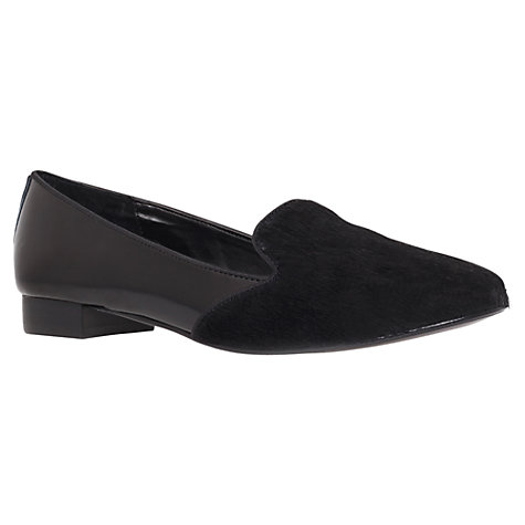 Buy KG by Kurt Geiger Lolly Court Shoes, Black Online at johnlewis.com