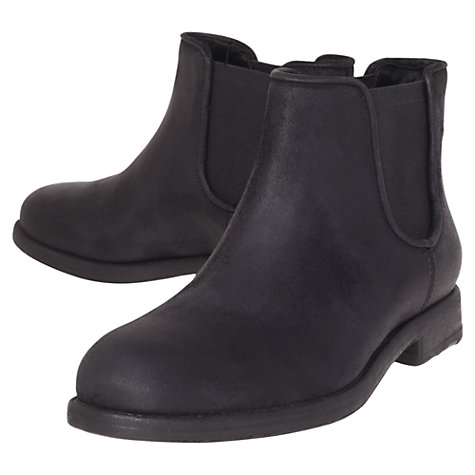 Buy Kurt Geiger Sadler Ankle Boots Online at johnlewis.com