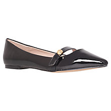 Buy Carvela Hanny Pump Shoes, Black Online at johnlewis.com