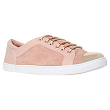 Buy Carvela Lillipop Trainers, Nude Online at johnlewis.com