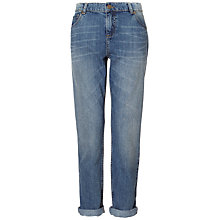 Buy Whistles Libby Boyfriend Jeans, Denim Online at johnlewis.com