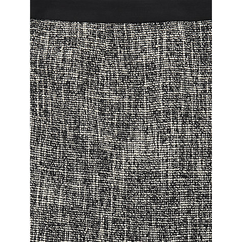 Buy L.K. Bennett Julie Tweed Pencil Skirt, Black/Grey Online at johnlewis.com
