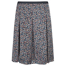 Buy Jigsaw Feather Skirt, Multi Online at johnlewis.com
