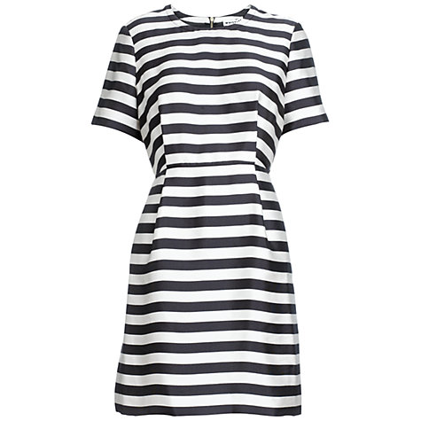 Buy Whistles Stina Stripe Dress Online at johnlewis.com