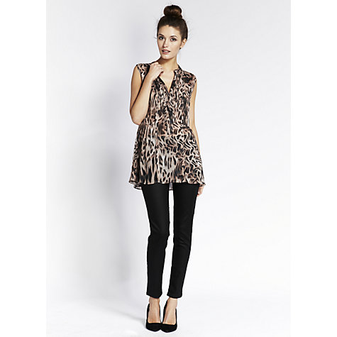 Buy Mint Velvet Pia Blouse, Multi Online at johnlewis.com