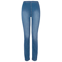 Buy Phase Eight Amina Jeggings, Pale Indigo Online at johnlewis.com
