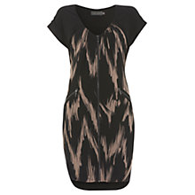 Buy Mint Velvet Jana Print Dress, Multi Online at johnlewis.com