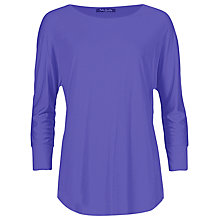 Buy Betty Barclay Fine T-Shirt, Ultra Violet Online at johnlewis.com
