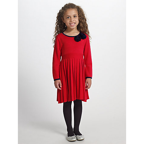 Buy John Lewis Girl Thermal Tights, Pack of 2 Online at johnlewis.com