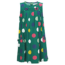 Buy John Lewis Girl Spot Pinafore Dress Online at johnlewis.com