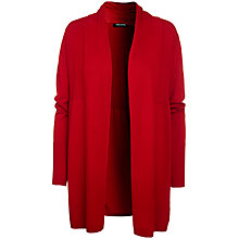 Buy Betty Barclay 3/4 Sleeve Cardigan, Chilli Red Online at johnlewis.com