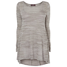 Buy Phase Eight Textured Space Top, Neutral Online at johnlewis.com