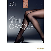 Buy Jonathan Aston Starburst Sparkly Diamanté Tights, Nude Online at johnlewis.com
